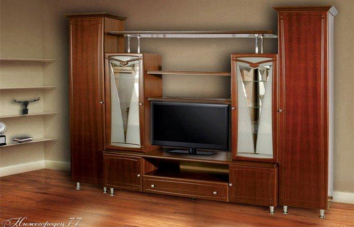Набор корпусной мебели «Нижегородец-77»