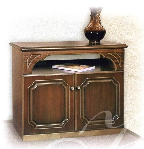 Тумба для телевидеоаппаратуры из набора корпусной мебели «Нижегородец -70»