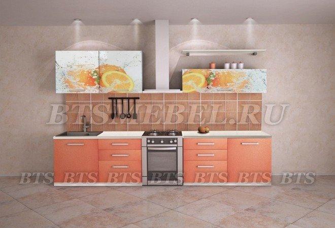"Кухня ""Апельсин"" BTS"