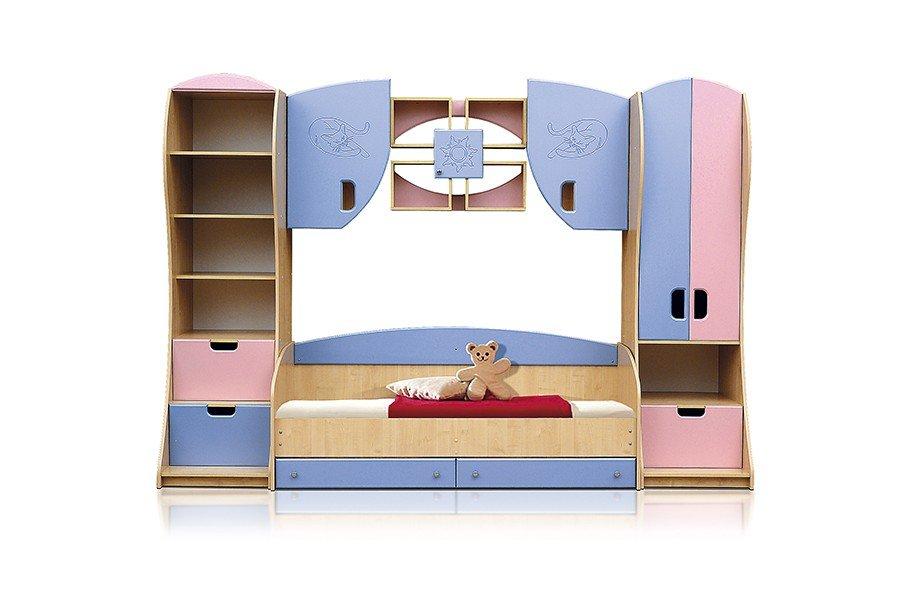 Vitamin C, набор мебели для детской, фабрика Пирамида
