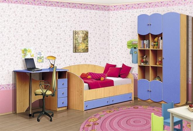 Vitamin D Набор мебели для детской
