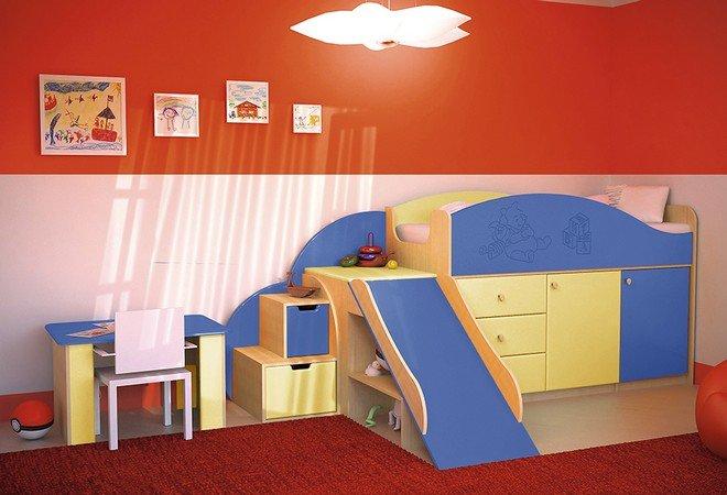Vitamin P Набор мебели для детской