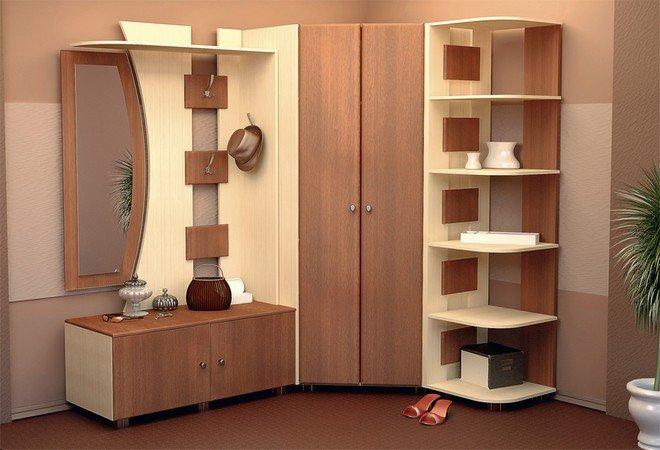 Lorem-7 Набор мебели для прихожей от фабрики Пирамида