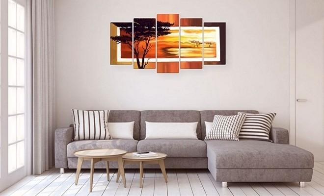Создайте визуальное воздействие с помощью произведений искусства