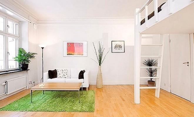 Разбейте по отдельности свои мебельные гарнитуры