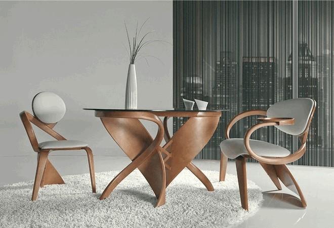 Выберите причудливую мебель