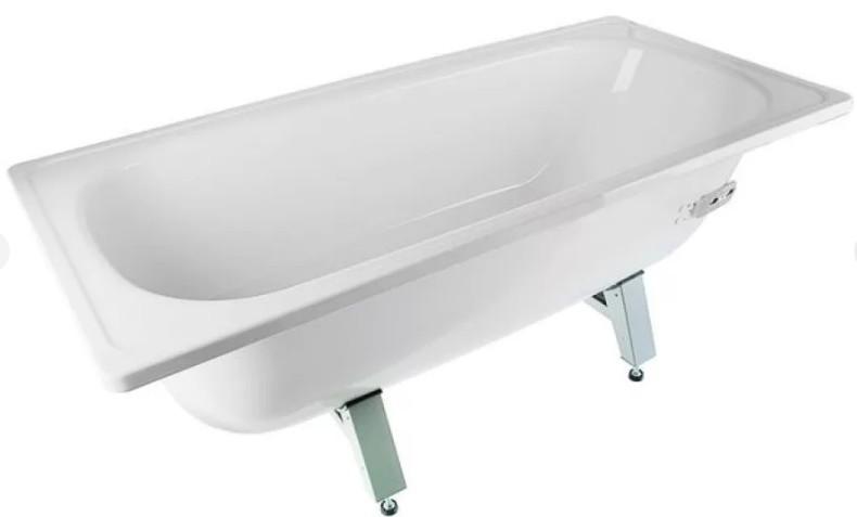 Эмалированная стальная ванна