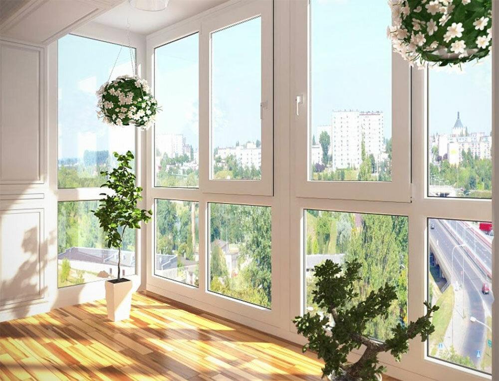 Какие окна выбрать для квартиры
